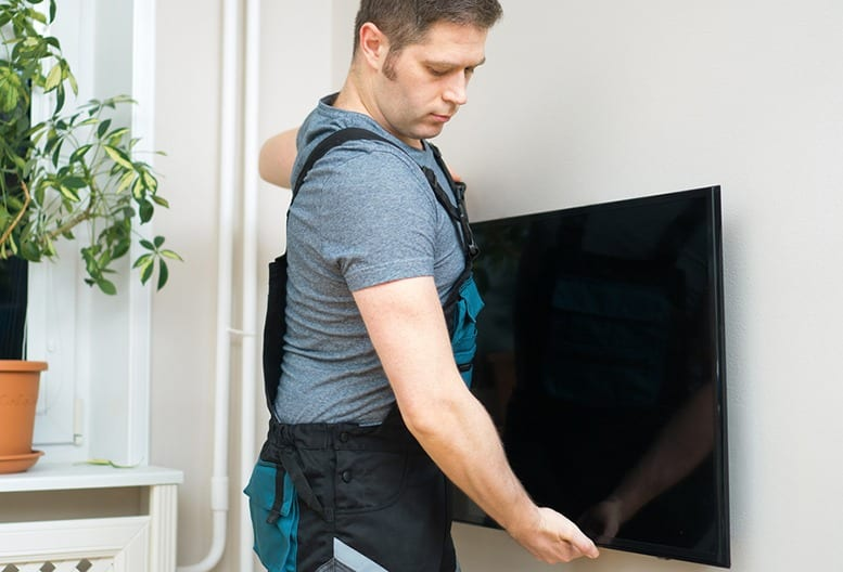 Expert Television Installers